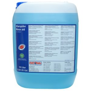 RATIONAL Rinse Aid Liquid